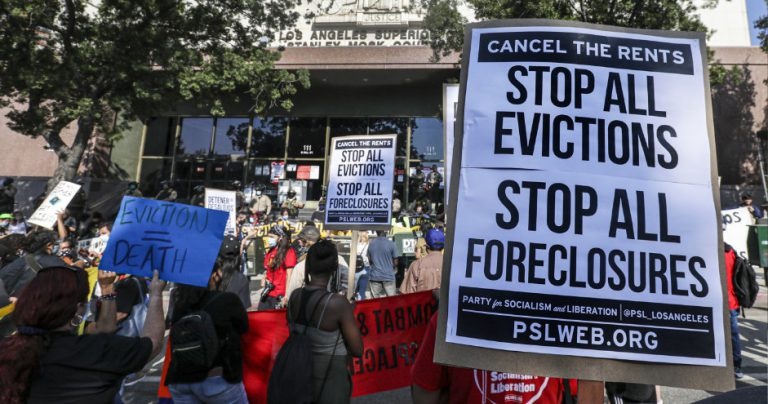 Proposed Bill Expected To Pass Extending Eviction Protections Through June & Offering Rent Relief To Landlords